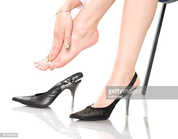 Beine Massage