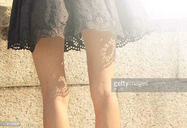 Black Skirt Stock Photos and Pictures | Getty Images