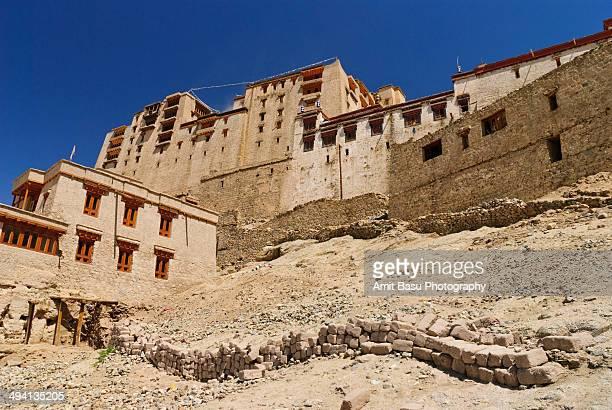 Leh Palace. Old Leh, Ladakh, India.