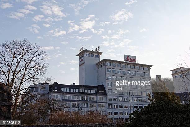 Leica Gebäude Wetzlar