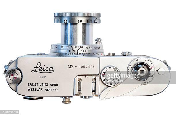 Leica classic, vintage 35 mm M2 range finder film camera