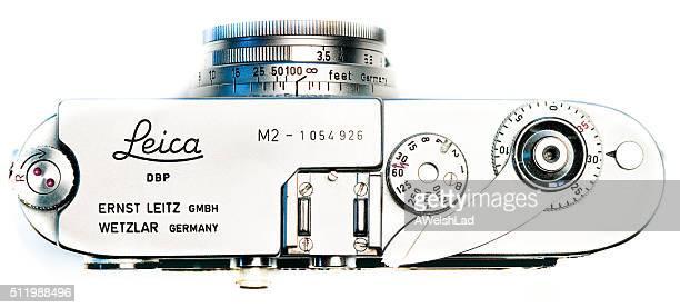 Leica or Leitz classic M2 film camera circa 1962