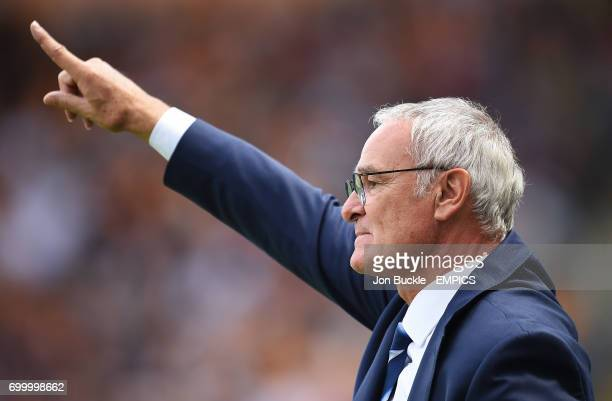 Leicester City manager Claudio Ranieri