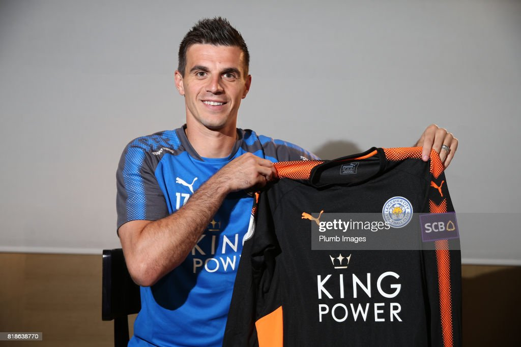 Leicester City Unveil New Signing Eldin Jakupovic
