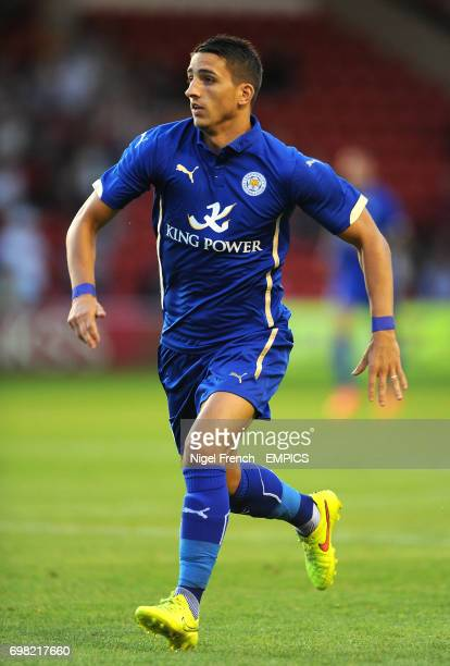 Leicester City's Anthony Knockaert