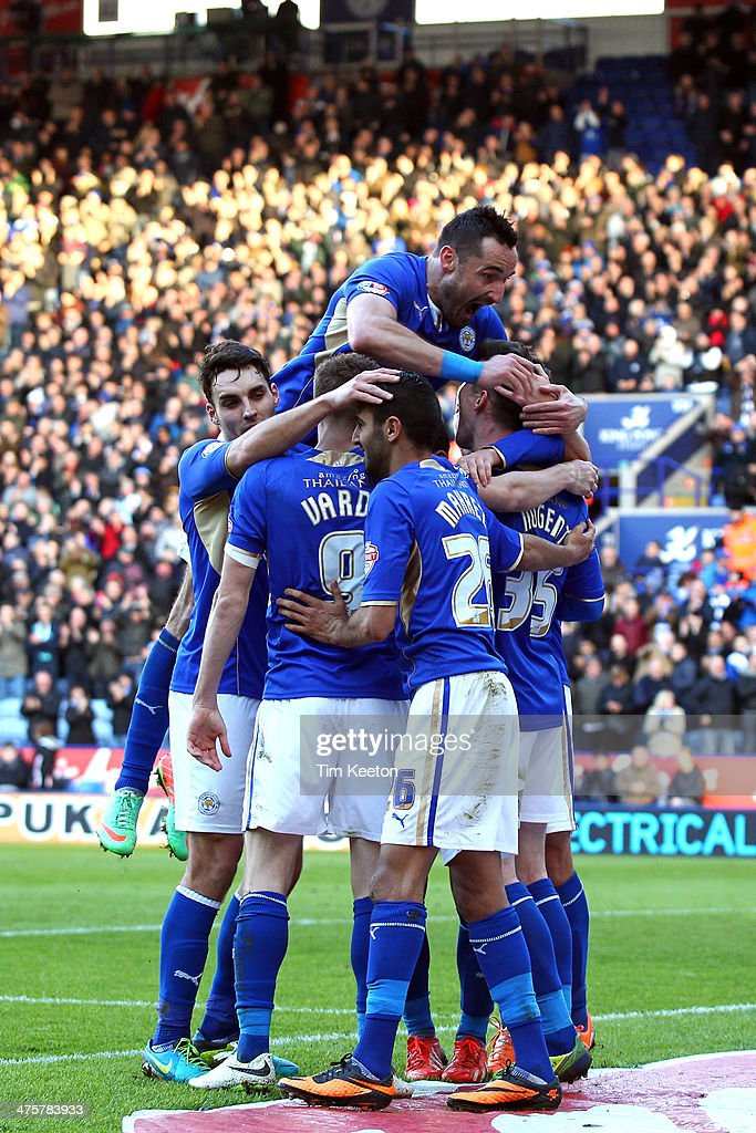 Leicester City v Charlton Athletic - Sky Bet Championship