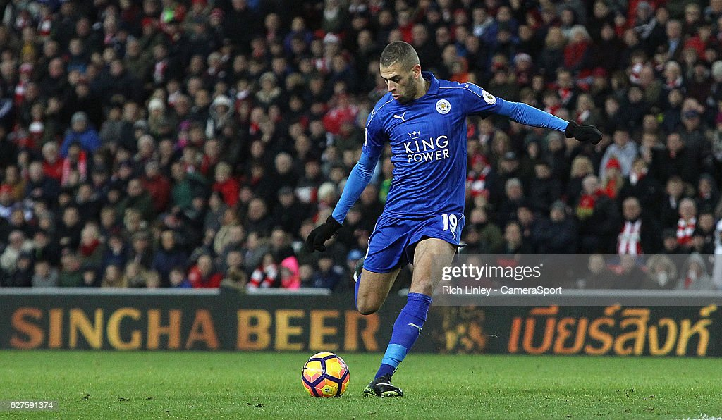 Sunderland v Leicester City - Premier League : News Photo