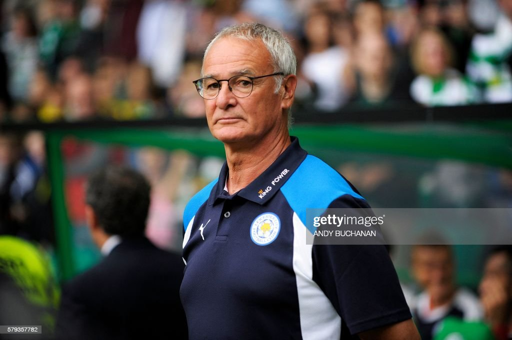 FBL-SCO-ENG-CELTIC-LEICESTER-CUP : News Photo