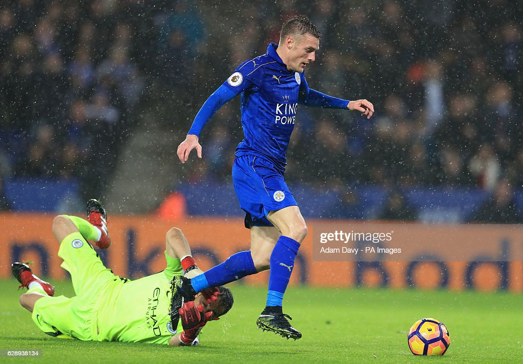Leicester City v Manchester City - Premier League - King Power Stadium : News Photo