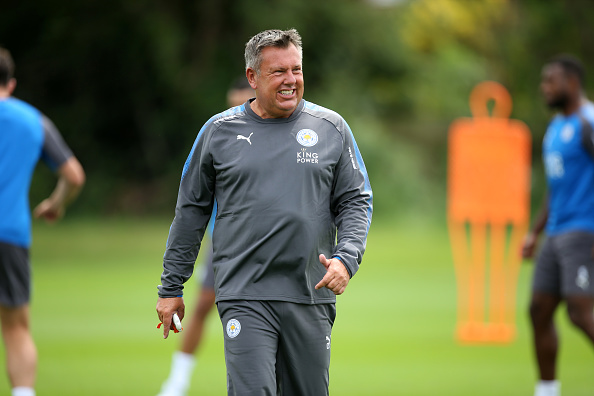 Leicester City Players Return to First Team Training : News Photo