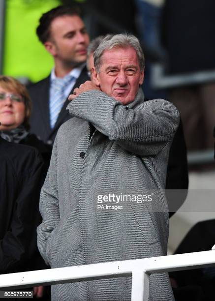Leicester City's Milan Mandaric during the CocaCola Championship match at Pride Park Stadium Derby