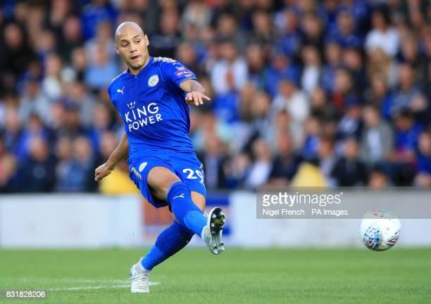 Leicester City's Yohan Benalouane
