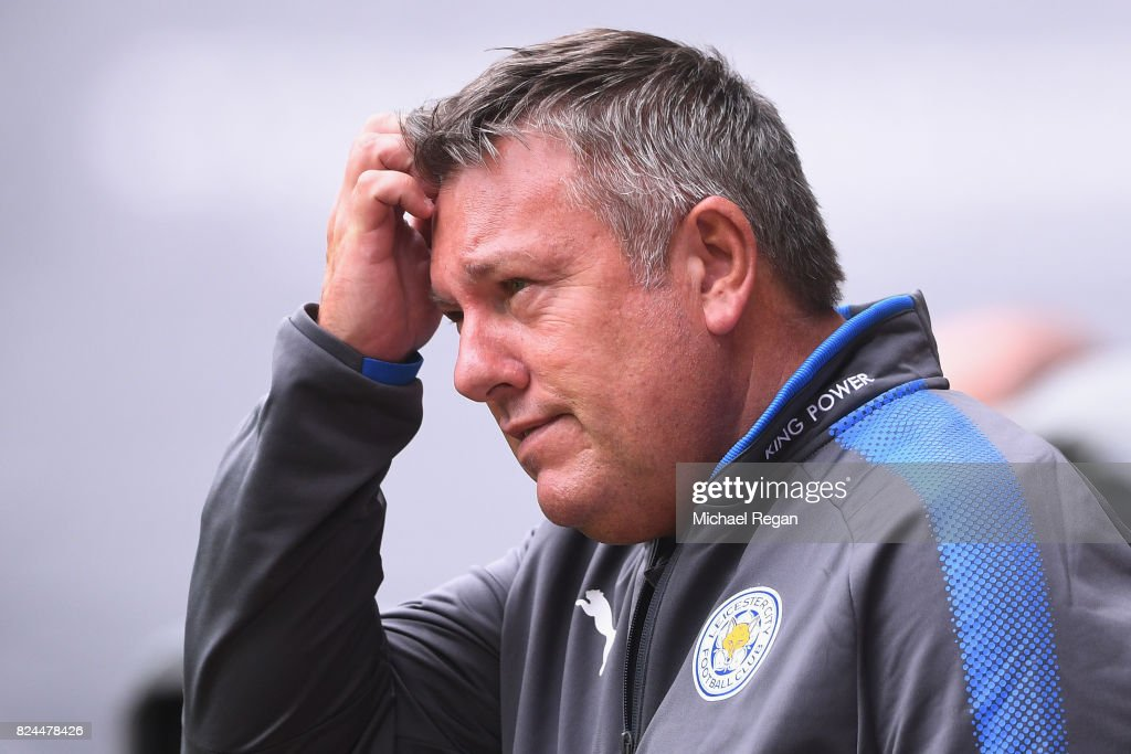 Craig Shakespeare sacked as Leicester City manager