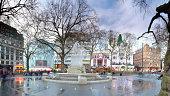 Leicester Square, Theatre District, London