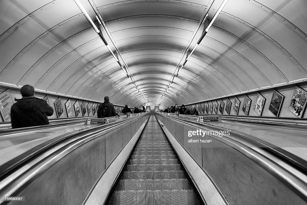 CONTENT] Leicester Underground station, London, England