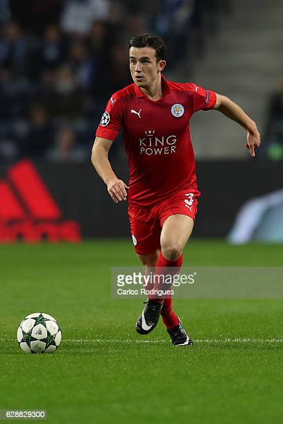 Leicester´s defender Ben Chilwell from England during the match between FC Porto v Leicester City FC UEFA Champions League match at Estadio do Dragão...