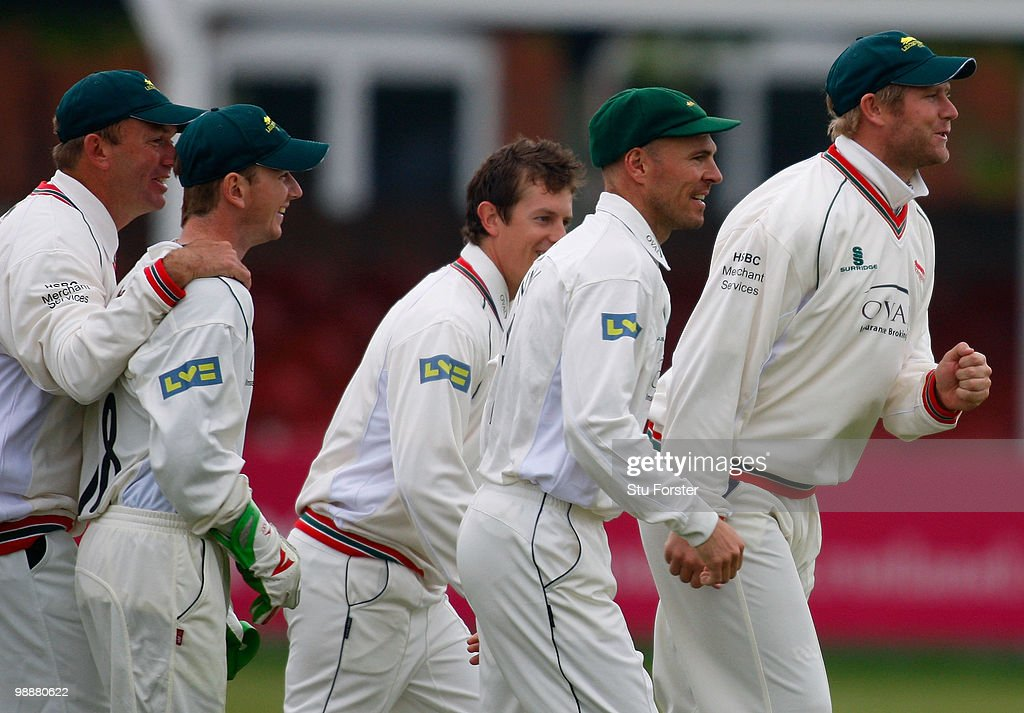 Leicestershire v Worcestershire - LV County Championship