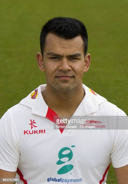 Leicestershire's Shiv Thakor during a media day at Grace Road Leicester PRESS ASSOCIATION Photo Picture date Monday March 31 2014 Photo credit should...