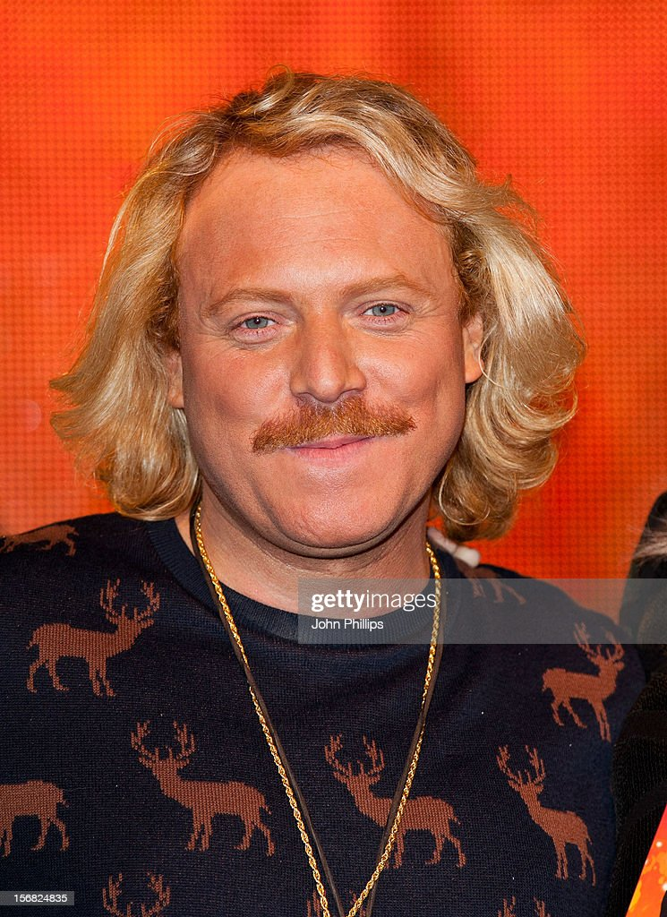 Leigh Francis attends the DVD signing for 'Celebrity Juice: Too Juicy For TV 2' at HMV, Oxford Street on November 22, 2012 in London, England.