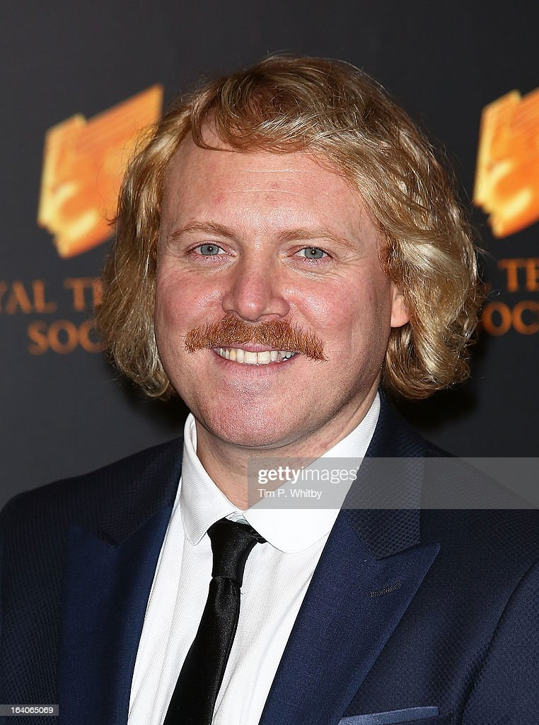 <a gi-track='captionPersonalityLinkClicked' href=/galleries/search?phrase=Leigh+Francis&family=editorial&specificpeople=211146 ng-click='$event.stopPropagation()'>Leigh Francis</a> attends the RTS Programme Awards at Grosvenor House, on March 19, 2013 in London, England.