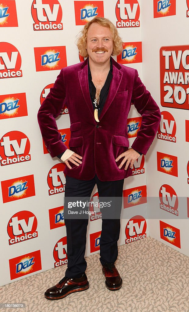 Leigh Francis attends the TV Choice Awards 2013 at The Dorchester on September 9, 2013 in London, England.