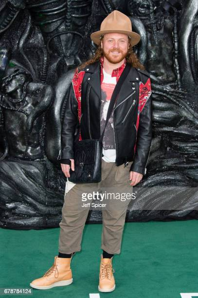Leigh Francis attends the World Premiere of 'Alien Covenant' at Odeon Leicester Square on May 4 2017 in London England