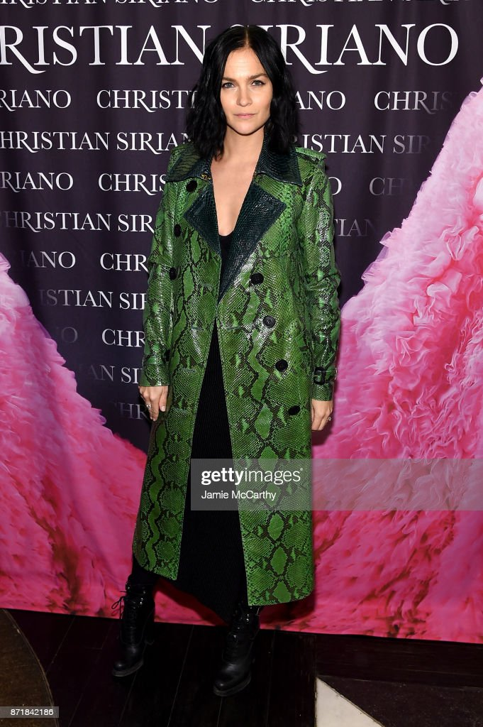 Leigh Lezark attends Christian Siriano celebrates the release of his book 'Dresses To Dream About' at the Rizzoli Flagship Store on November 8, 2017 in New York City.