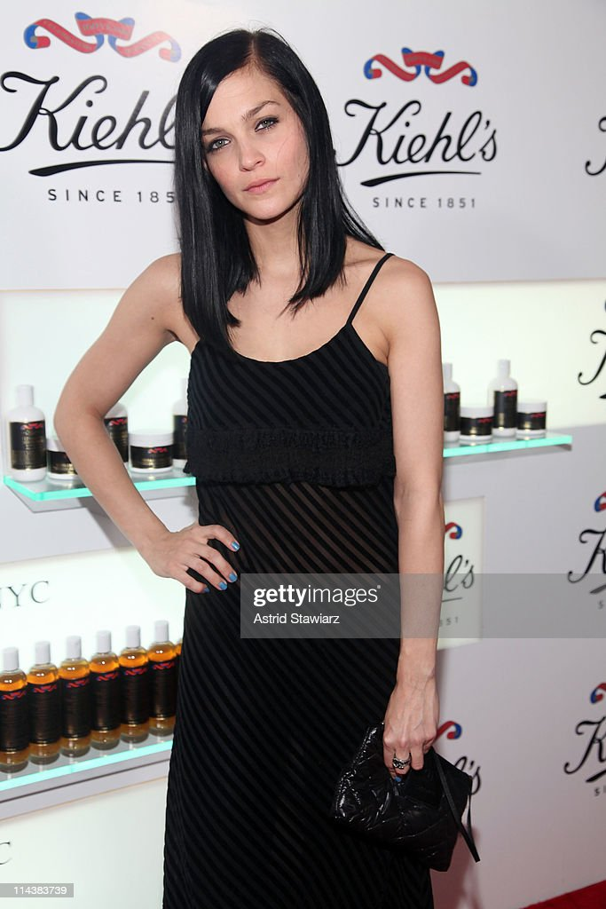 <a gi-track='captionPersonalityLinkClicked' href=/galleries/search?phrase=Leigh+Lezark&family=editorial&specificpeople=618872 ng-click='$event.stopPropagation()'>Leigh Lezark</a> attends Kiehl's 160th anniversary celebration at Kiehl's Flagship Store on May 18, 2011 in New York City.