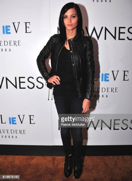 Leigh Lezark attends NOWNESS Presents the New York Premiere of JeanMichel Basquiat The Radiant Child at MoMa on April 27 2010 in New York City