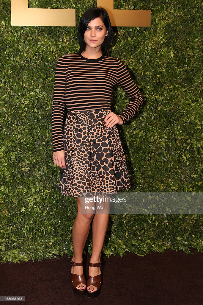 Leigh Lezark attends the Michael Kors Jet Set Experience on May 9, 2014 in Shanghai, China.