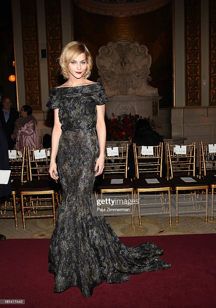<a gi-track='captionPersonalityLinkClicked' href=/galleries/search?phrase=Leigh+Lezark&family=editorial&specificpeople=618872 ng-click='$event.stopPropagation()'>Leigh Lezark</a> attends Zac Posen during Fall 2013 Mercedes-Benz Fashion Week on February 10, 2013 in New York City.