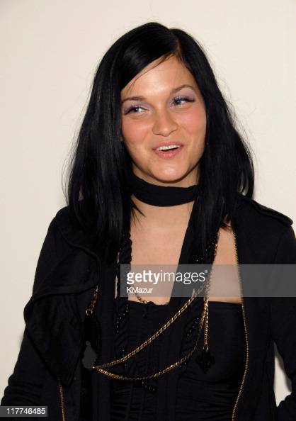 Leigh Lezark of MisShapes during Private Art Opening Celebrating the Launch of Visionaire's Latest Issue Visionaire 48 MAGIC at Visionaire Gallery in...