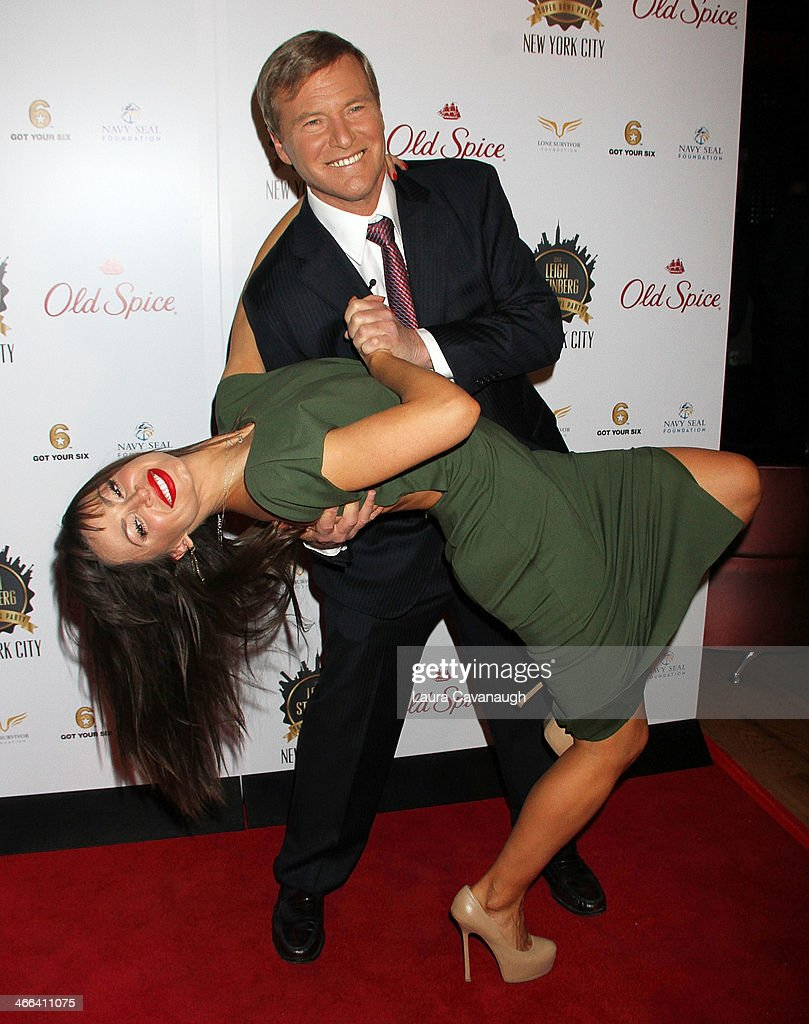 <a gi-track='captionPersonalityLinkClicked' href=/galleries/search?phrase=Leigh+Steinberg&family=editorial&specificpeople=221448 ng-click='$event.stopPropagation()'>Leigh Steinberg</a> and <a gi-track='captionPersonalityLinkClicked' href=/galleries/search?phrase=Karina+Smirnoff&family=editorial&specificpeople=4029232 ng-click='$event.stopPropagation()'>Karina Smirnoff</a> attend the 2014 <a gi-track='captionPersonalityLinkClicked' href=/galleries/search?phrase=Leigh+Steinberg&family=editorial&specificpeople=221448 ng-click='$event.stopPropagation()'>Leigh Steinberg</a> Super Bowl Party at 230 Fifth Avenue on February 1, 2014 in New York City.