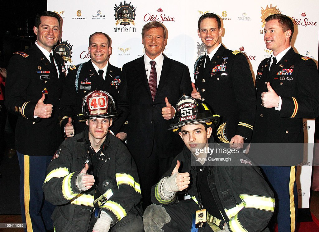 <a gi-track='captionPersonalityLinkClicked' href=/galleries/search?phrase=Leigh+Steinberg&family=editorial&specificpeople=221448 ng-click='$event.stopPropagation()'>Leigh Steinberg</a> attends the 2014 <a gi-track='captionPersonalityLinkClicked' href=/galleries/search?phrase=Leigh+Steinberg&family=editorial&specificpeople=221448 ng-click='$event.stopPropagation()'>Leigh Steinberg</a> Super Bowl Party at 230 Fifth Avenue on February 1, 2014 in New York City.