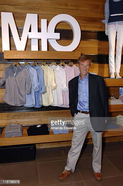 Leigh Steinberg attends the Martin Osa Party at the Newport Beach Film Festival on April 28 2008 in Newport Beach California