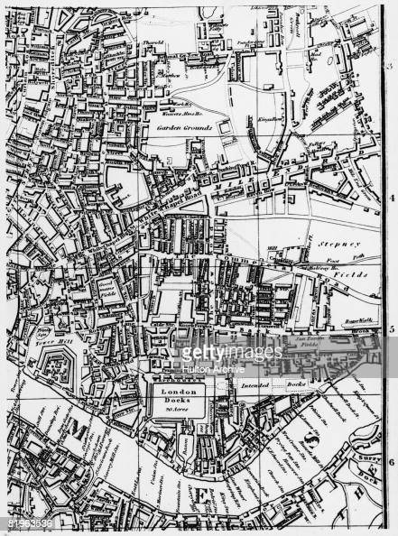 Shoreditch Map: Map Of London. Pictures