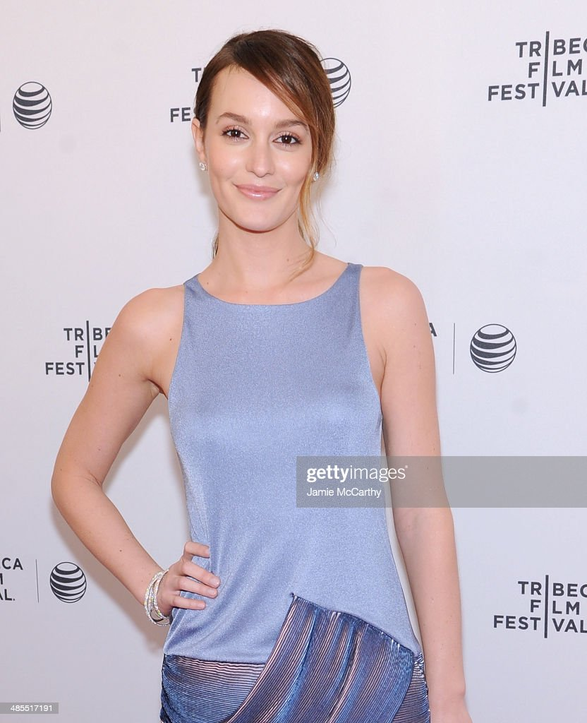 <a gi-track='captionPersonalityLinkClicked' href=/galleries/search?phrase=Leighton+Meester&family=editorial&specificpeople=3947554 ng-click='$event.stopPropagation()'>Leighton Meester</a> attends the 'Life Partners' screening during the 2014 Tribeca Film Festival at SVA Theater on April 18, 2014 in New York City.