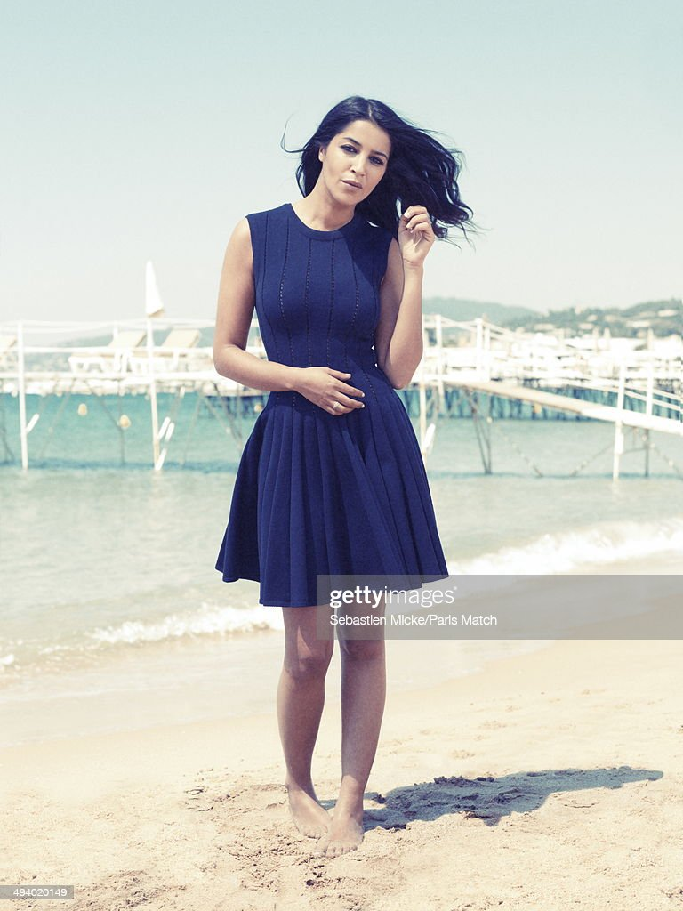 Leila Bekhti, Paris Match Issue 3392, May 28, 2014