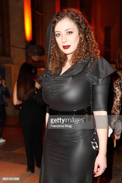 Leila Lowfire attends the Echo award after show party on April 6 2017 in Berlin Germany