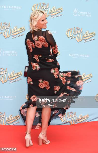 Leila Parsons attends the Gala performance of Wind In The Willows at London Palladium on June 29 2017 in London England