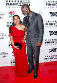 Celebrity Fight Night XXV - Arrivals