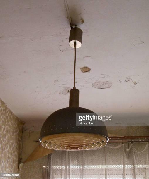 Leipzig Ansichten einer Wohnung in einem seit Jahren leerstehenden Mietshaus in der Leipziger Crottendorfer Strasse 4 Auf Grund von gefundenen...