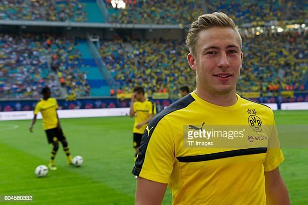 Leipzig Germany 1Bundesliga 2 Spieltag RB Leipzig BV Borussia Dortmund 10 Felix Passlack