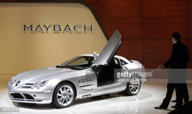 maybach stock fotos und bilder getty images. Black Bedroom Furniture Sets. Home Design Ideas