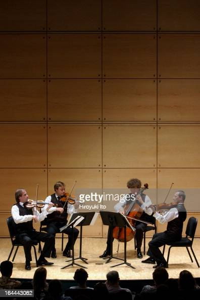 """an analysis of the concert of leipzig string quartet """" the quartet has performed a lot of complete cycles of composers such as mendelssohn and brahms or mozart, and if you compare the possibilities, you have to realize that beethoven is the top of the top,"""" says leipzig string quartet cellist matthias moosdorf."""