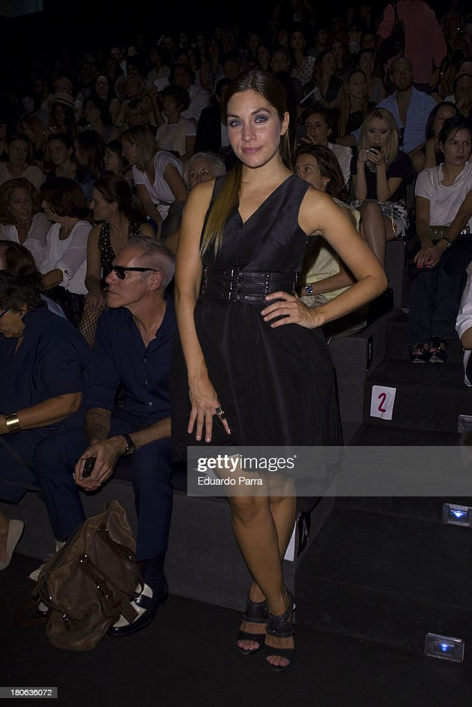 Mercedes Benz Fashion Week Madrid Spring/Summer 2014 - Celebrities Day 3