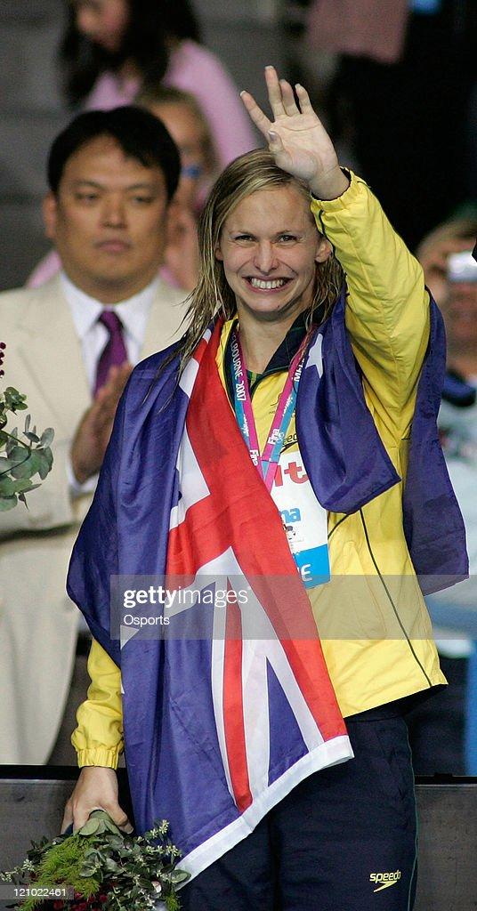 12th FINA World Swimming Championships - March 30, 2007