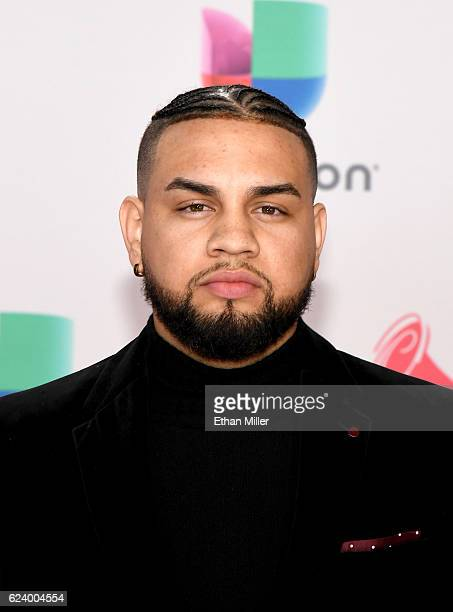 LeJuan James attends The 17th Annual Latin Grammy Awards at TMobile Arena on November 17 2016 in Las Vegas Nevada