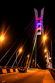Lekki-Ikoyi Link Bridge.
