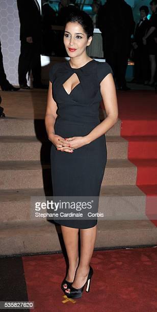Leïla Bekhti at Winners Dinner Arrivals during the 65th Cannes International Film Festival